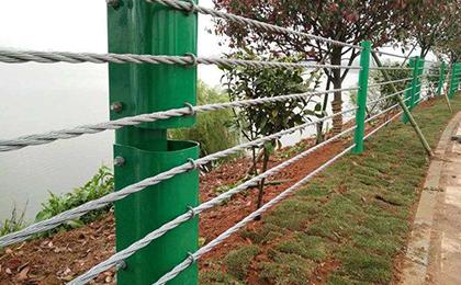 国标缆索护栏