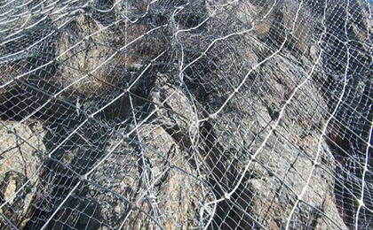 边坡防护网