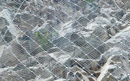 铁路边坡防护网